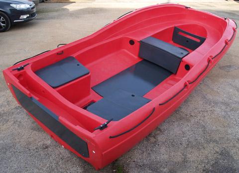 vente du bateau mer s cu fun yak 450. Black Bedroom Furniture Sets. Home Design Ideas